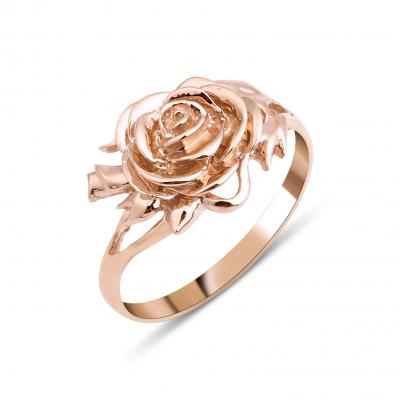 Treasures Of Earth -''The Rose'' Ring